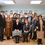 Участники семинара по созданию учебно-методического комплекта по эвенкийскому языку