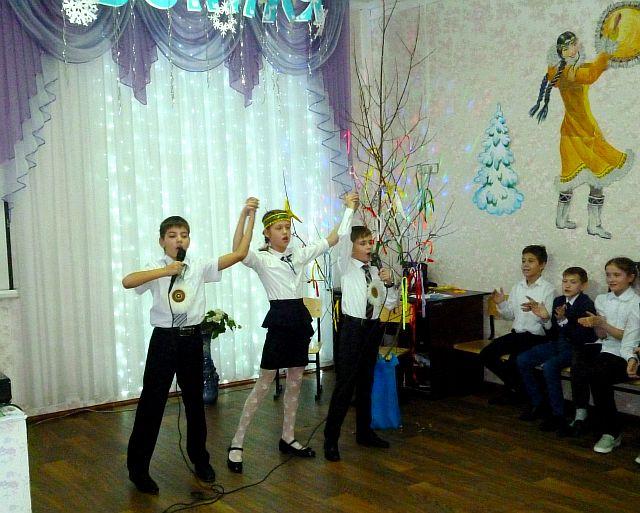 Хороводный танец Ёхорьё