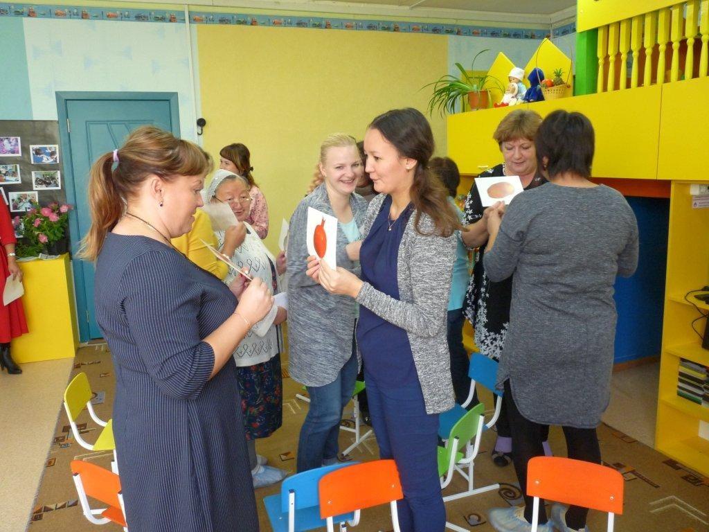 Работа в парах участников педагогического совета